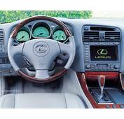 LEXUS GS Specs  2000 2001 2002 2003 2004 2005 Autoevolution