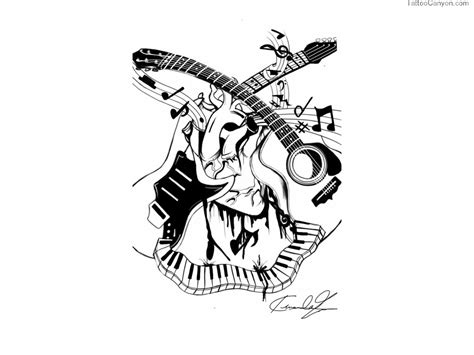 music tattoo designs free 15 cool designs images colorful cool