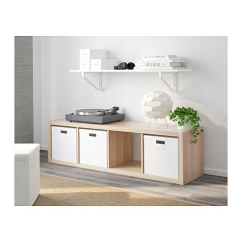 mobile ikea brimnes dresser connected with table top ekby lerberg ekby 214 sten wall shelf white 119x28 cm ikea