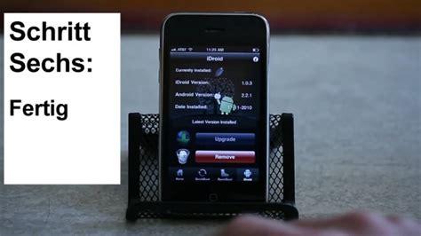 Tas Panthom 610 howto so installiert ihr android auf einem iphone