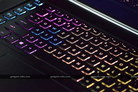 hp omen keyboard lights hp omen review a slim sophisticated gaming machine
