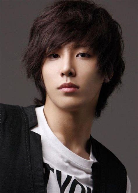 imagenes coreanas varones cortes de cabello japonenes y coreanos para hombres el