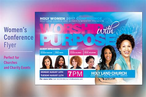 free templates for conference flyers women conference flyer template flyer template flyers