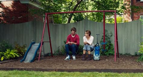 swing scene movie review quot the fault in our stars quot infinite impact