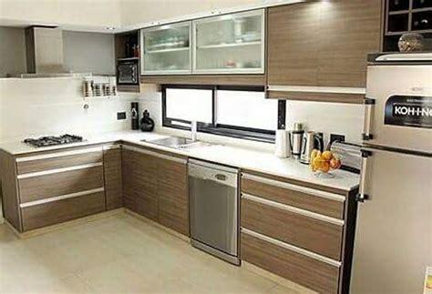 melamina  bordes de aluminio muebles de cocina