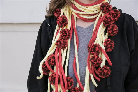 knitting patterns galore scarves knitting patterns galore spaghetti and meatball scarf