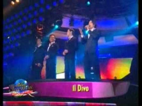 il divo power of il divo performing the power of