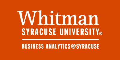Syracuse Mba Business Analytics by Masters Programs From Top Ranked Universities 2u