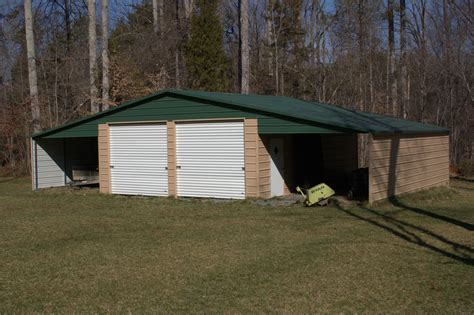 Metal Carport With Attached Shed by South Carolina Metal Barn Prices Steel Barns Pole