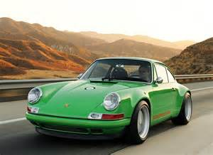 Singer Porsche Singer 911 Brand New Circa 1970s Porsche Extravaganzi