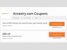 Ancestry.com Coupons - Free tutorial at Techboomers Family Tree Dna Coupon Code 2017