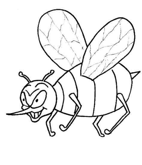 Insect Coloring Pages Coloringpages1001 Com Insects Colouring Pages