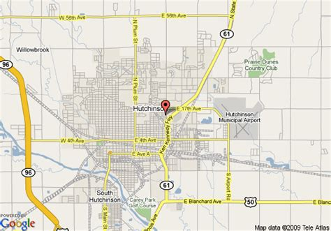 Hutchinson Ks Map Of Microtel Inn And Suites Hutchinson Ks Hutchinson