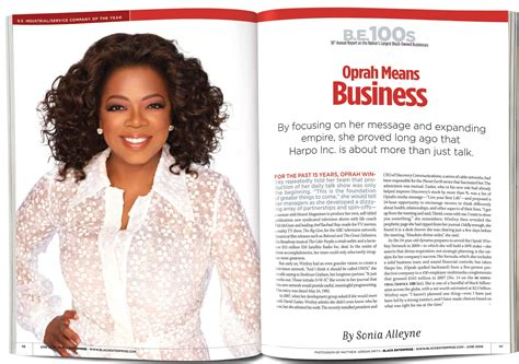 oprah winfrey business 45 great moments in black business no 22 oprah winfrey