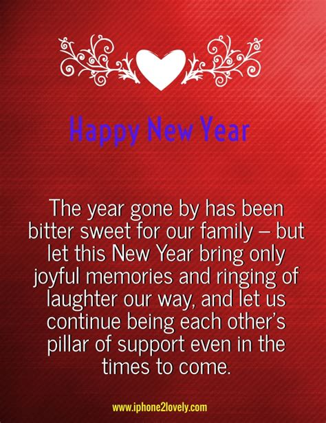 how to write new year greeting 70 happy new year 2019 wishes for family members emotional wording iphone2lovely