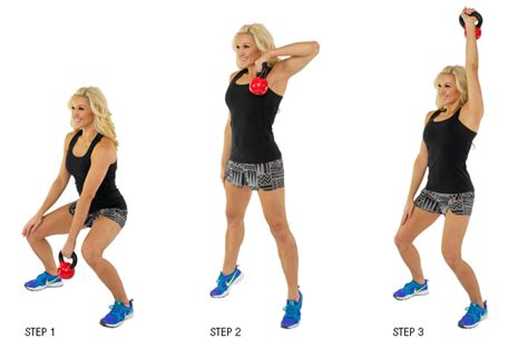 is the kettlebell swing the best exercise 6 kettlebell exercises to burn fat get ripped