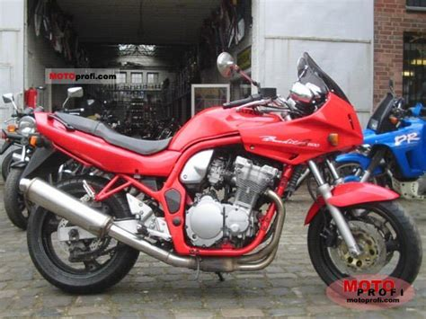 Suzuki 600 Bandit Specs Suzuki Gsf 600 S Bandit 1996 Specs And Photos