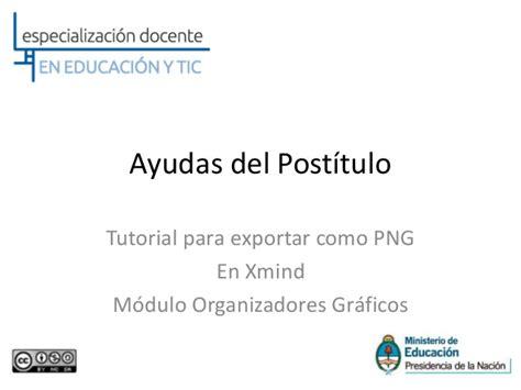tutorial de xmind en español exportar como imagen en xmind