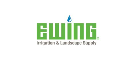 ewing irrigation landscape supply name jeff lanahan as