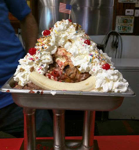 everything but the kitchen sink ice cream jaxson s ice cream parlor restaurant giveaway mr