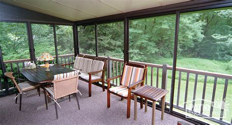 screen room porches heights mi patio enclosures
