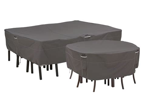 table chair covers classic accessories ravenna patio table