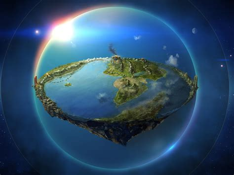 flat earth top flat earth wallpapers