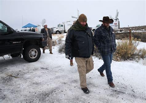 Ammon Bundy Criminal Record Oregon La Rivolta Dei Quot Cowboy Quot Finisce Nel Sangue