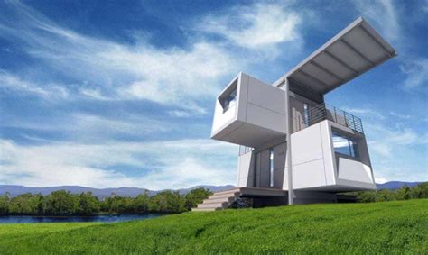 Self Sufficient Home Design 13 Of The Most Luxurious Futuristic And Unique Modern