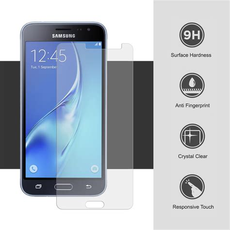 Tempered Glass Samsung J3 2016 9h tempered glass screen protector samsung galaxy j3 2016