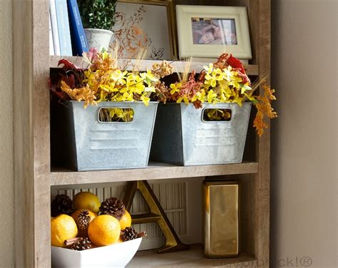 walmart fall decor fall entryway and new bookcase decorated for the season