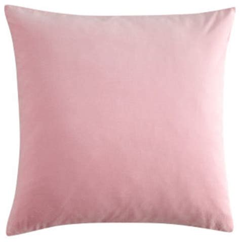 Pink Cusions cushion cover light pink contemporary decorative pillows by h m