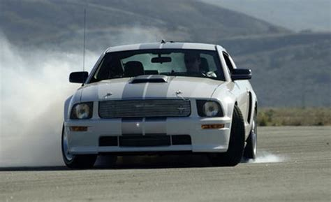 2007 Mustang Shelby by Car And Driver