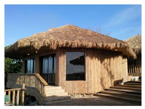 hut type house design modern quot bahay kubo quot or filipino native style house