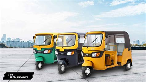 3 Wheel Electric Car India by Lucas Tvs To Make Traction Motors In India For Electric