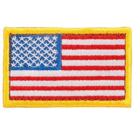 flag patch condor usa flag patch white blue badges patches