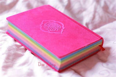 Al Quran Hijau 145cm X 21cm toko alquran al quran pelangi rainbow karita murah lengkap
