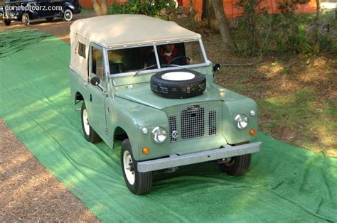 light green range rover 1969 land rover swb iia pictures history value research