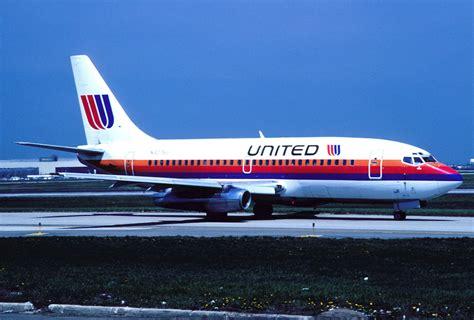 united flight file united airlines boeing 737 222 n9075u april 1990