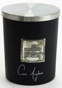 Le Comptoir Anglais by Bougie Parfum 233 E Cuir Anglais Le Comptoir De La Bougie