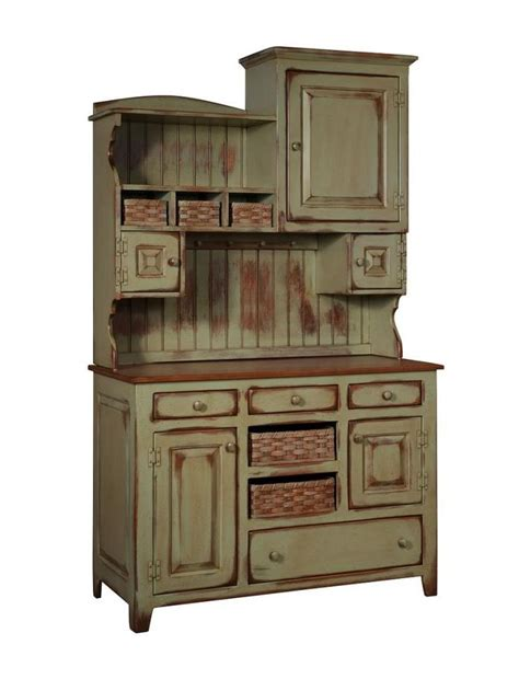 kitchen hutch furniture 1000 ideas about primitive hutch on hoosier