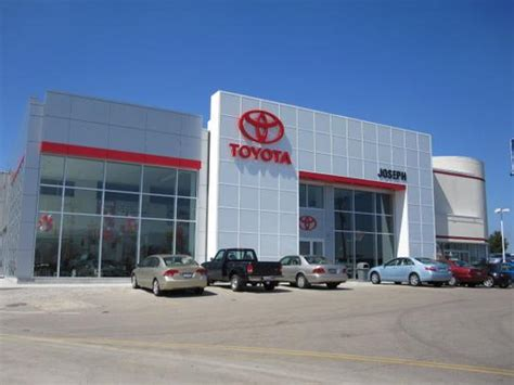 Toyota Of Cincinnati Joseph Toyota Of Cincinnati Car Dealership In Cincinnati