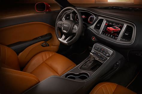 Dodge Challenger 2015 Interior by 2015 Dodge Challenger Srt Look Photo Gallery Motor