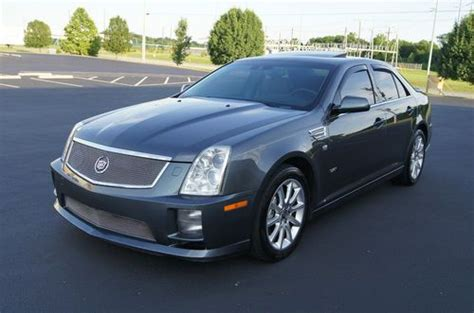 auto air conditioning repair 2008 cadillac sts v electronic valve timing buy used no reserve 2008 cadillac sts v supercharged 469hp night vision nav etc in nashville
