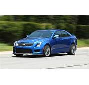 2016 Cadillac ATS V Sedan Manual Test  Review Car And
