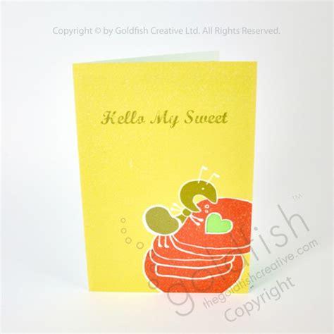 my sweet hello my sweet goldfish creative limited