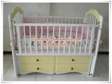 Tempat Tidur Bayi Plastik tempat tidur bayi model laci tempat tidur bayi box bayi furniture jati minimalis furniture