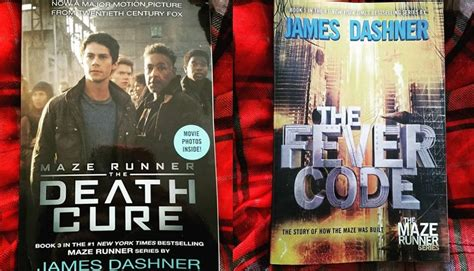 the cure tie in edition maze runner book three the maze runner series books the fandom s 6th anniversary day 2 the maze runner prize