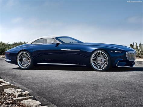 maybach mercedes concept 2017 mercedes benz vision maybach 6 cabriolet concept