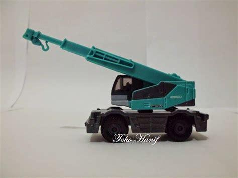 Diecast Miniatur Replika Truck Molen Biru toko hanif jual die cast diecast miniatur replika car